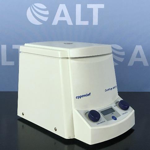 Eppendorf 5415 D Micro Centrifuge Image