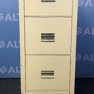 Four Drawer Vertical Legal Size File Cabinet Name