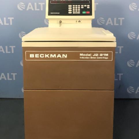 Beckman J2-21M Image