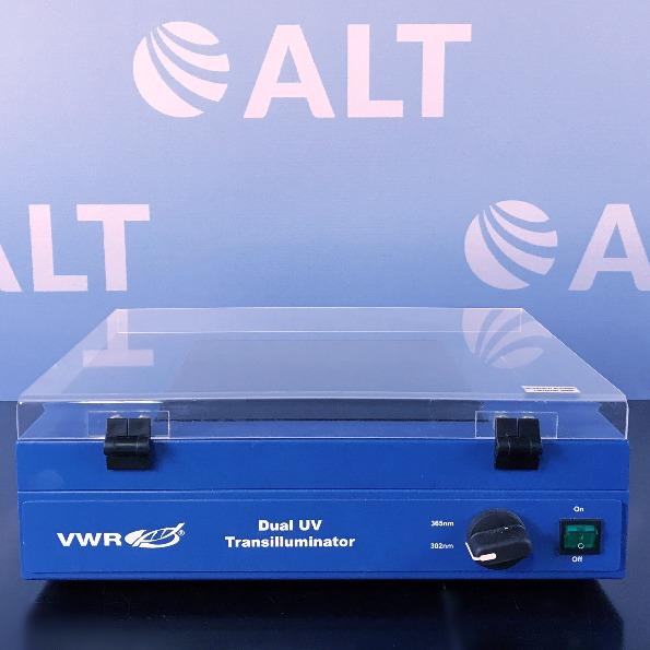 VWR Dual UV Transilluminator P/N 89131-464 Image