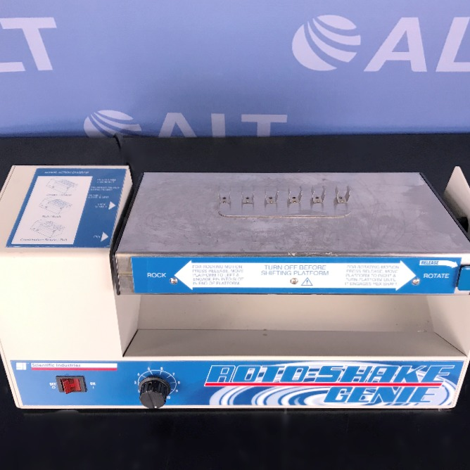 Scientific Industries Roto-Shake Genie Model SI-1100 Image