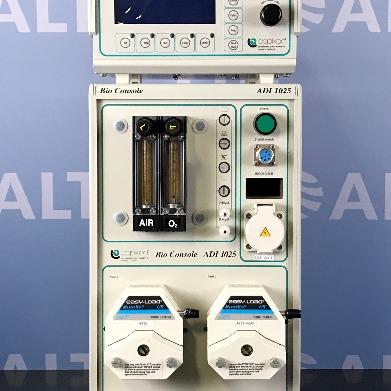 Applikon Biotechnology Bio Console ADI 1025 Fermenter With ADI 1010 Bio Controller Image