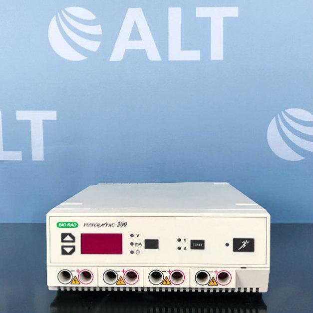 Bio-Rad Power Pac 300 Electrophoresis Power Supply Image