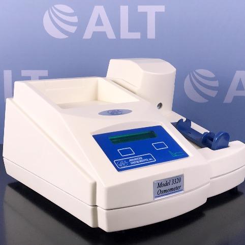 Advanced Instruments Model 3320 Micro-Osmometer Image