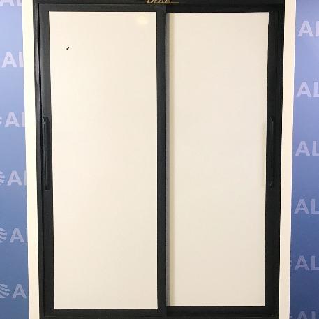 TRUE GDM-37 Dual Sliding Door Refrigerator Image