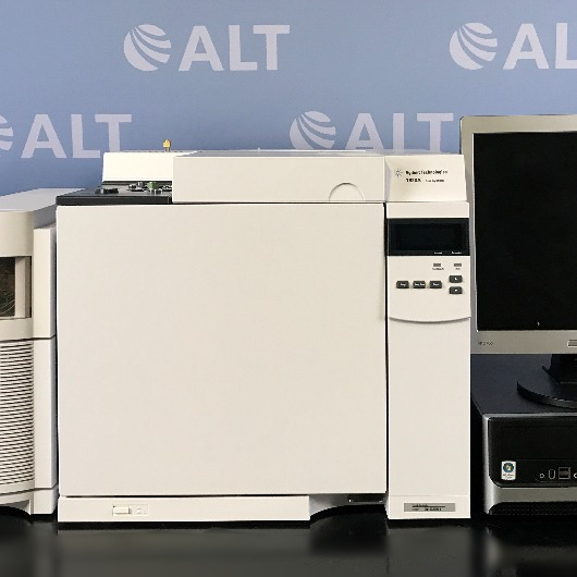 Agilent Technologies 7820A (G4350A) GC System With 5975C (G3172A) Series GC/MSD System Image