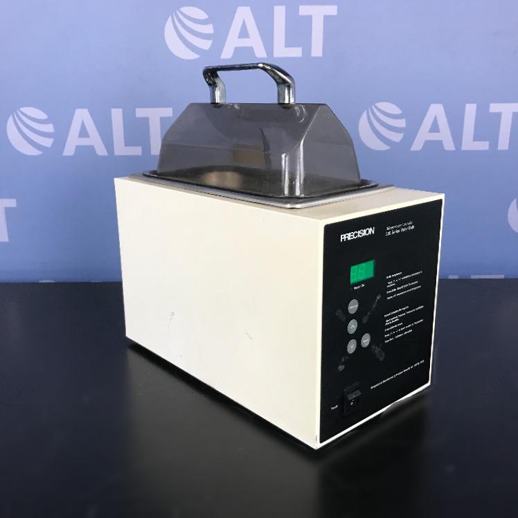 Precision Scientific Model 282 Microprocessor-Controlled Water Bath Image