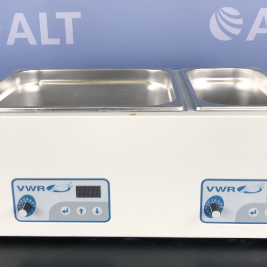 VWR 89032-222 Digital Dual Water Bath Image