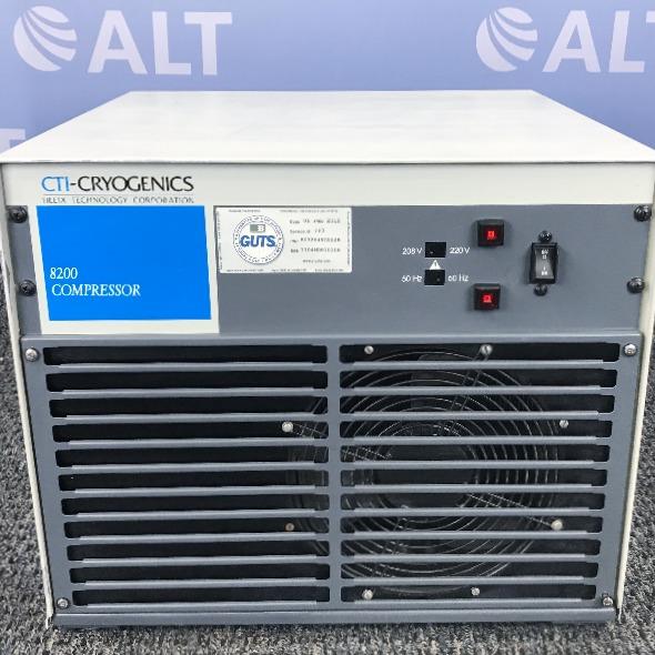 Helix Technology CTI-Cryogenics 8200 Compressor Image