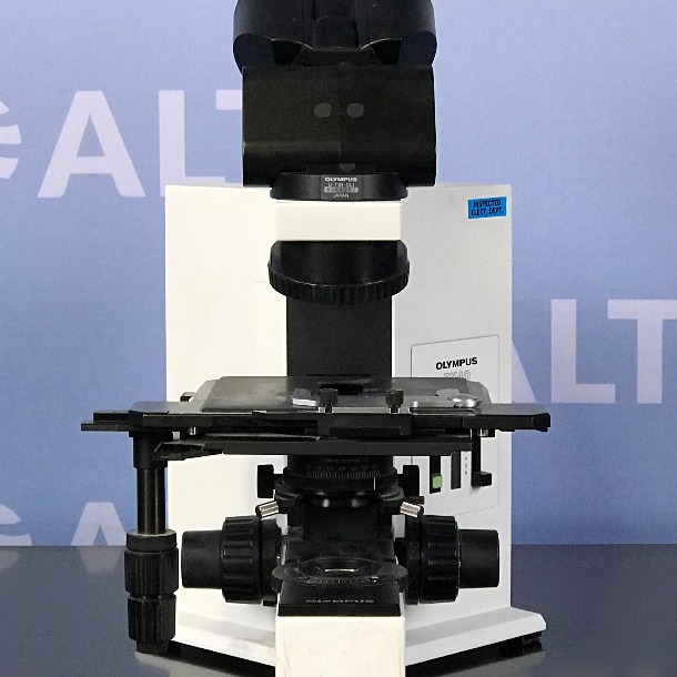 Olympus BX40F4 System Microscope  Image