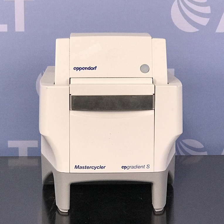 Mastercycler ep Gradient S Thermal Cycler Model 5345 with 96-Well Universal Block Name