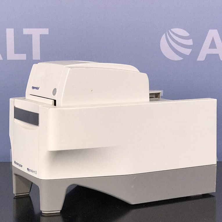 Eppendorf Mastercycler ep Gradient S Thermal Cycler Model 5345 with 96-Well Universal Block Image