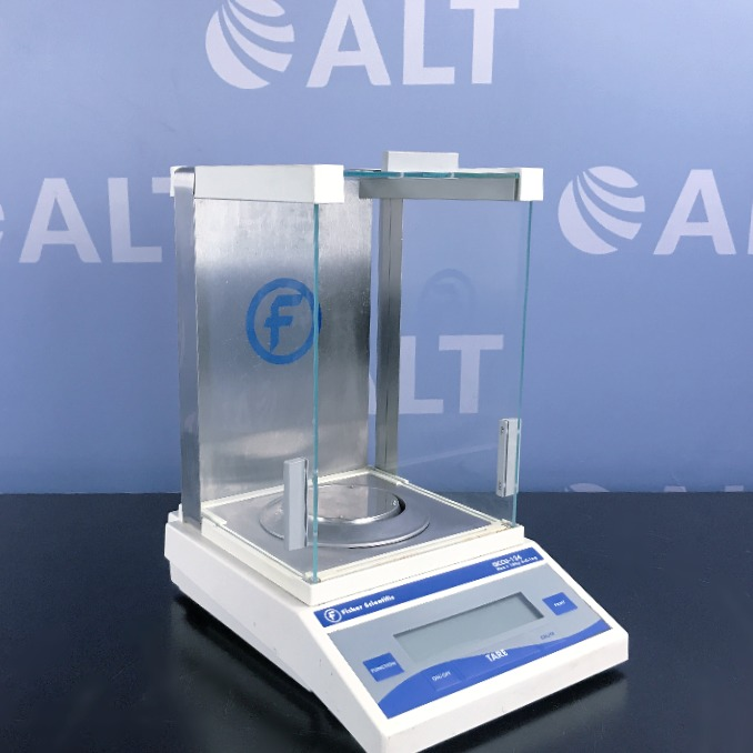 Fisher Scientific Accu-124 Analytical Balance Scale Image