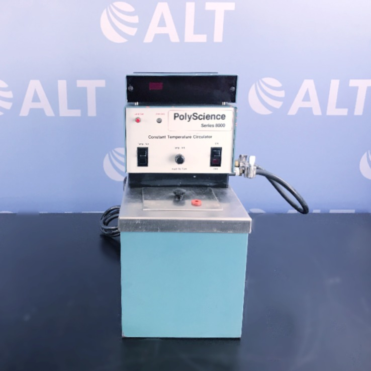 PolyScience 8000 Series Constant Temperature Circulator Heated Water Bath  Image