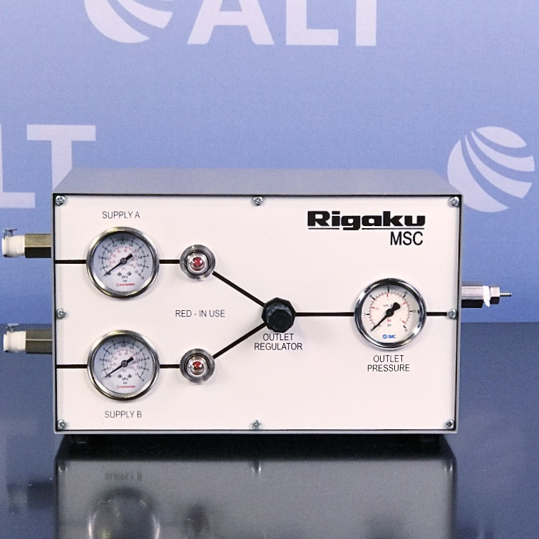 Peak Scientific ACS01- Automatic Changeover Switch Image