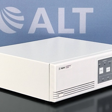Agilent Technologies Agilent Technologies 35900E Dual Channel Interface With G1369C LAN Interface Card Image