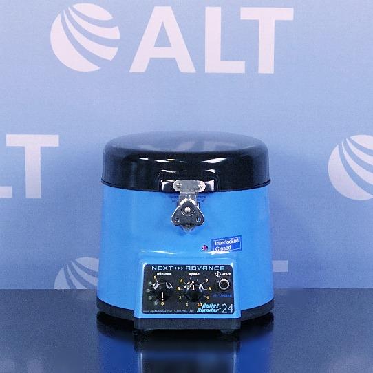Next Advance Bullet Blender Blue 24 Model BBX24B Image