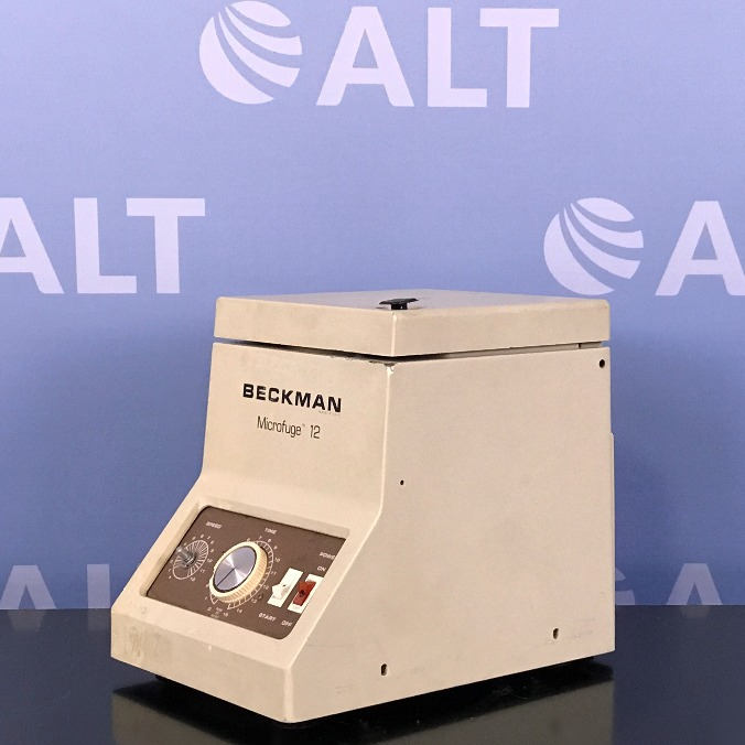 Beckman Coulter Microfuge 12  Image