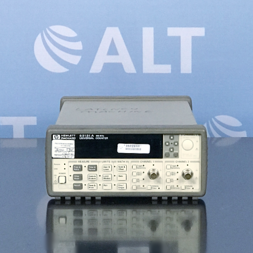 Hewlett Packard 53131A 225 MHz Universal Frequency Counter/Timer Image