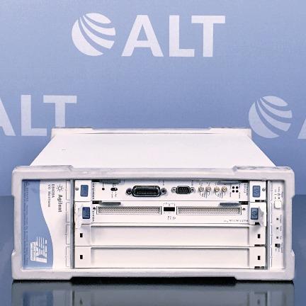 E8408A C-Size VXI Mainframe, 4-Slot Name