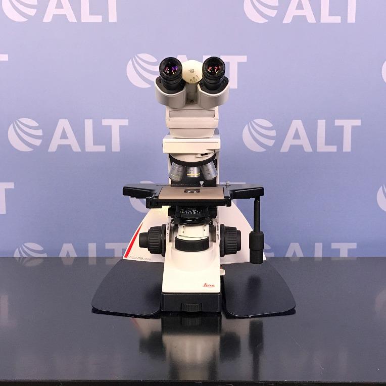 Leica DM2000 Microscope Image