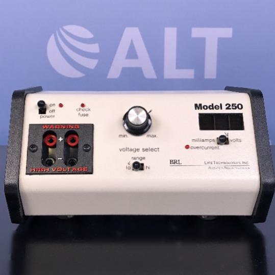Life Technologies Inc. Model 250 Electrophoresis Power Supply Image