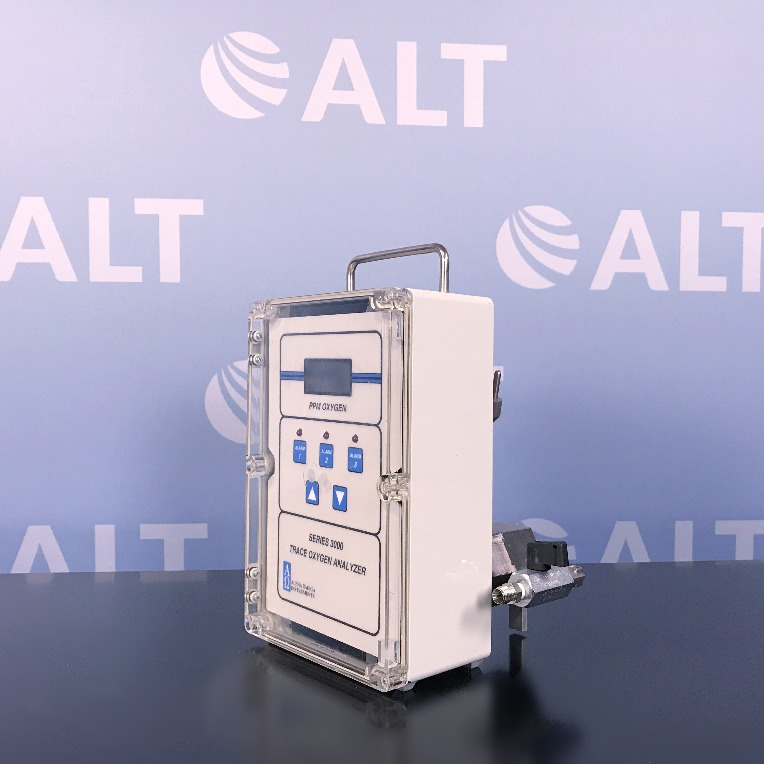 Alpha Omega Instruments Trace Oxygen Analyzer (Series 3000) Model 3000-Y115BTP Image