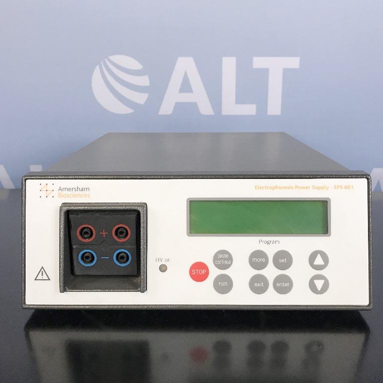 EPS601 Electrophoresis Power Supply  Name