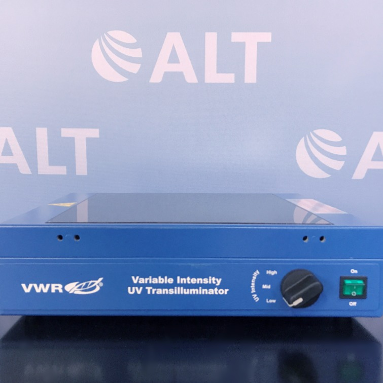 VWR Variable UV Transilluminator CAT No. 89131-460 Image