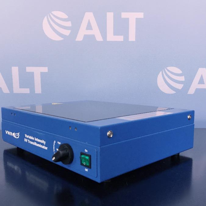 VWR Variable UV Transilluminator CAT No. 89131-460 Image