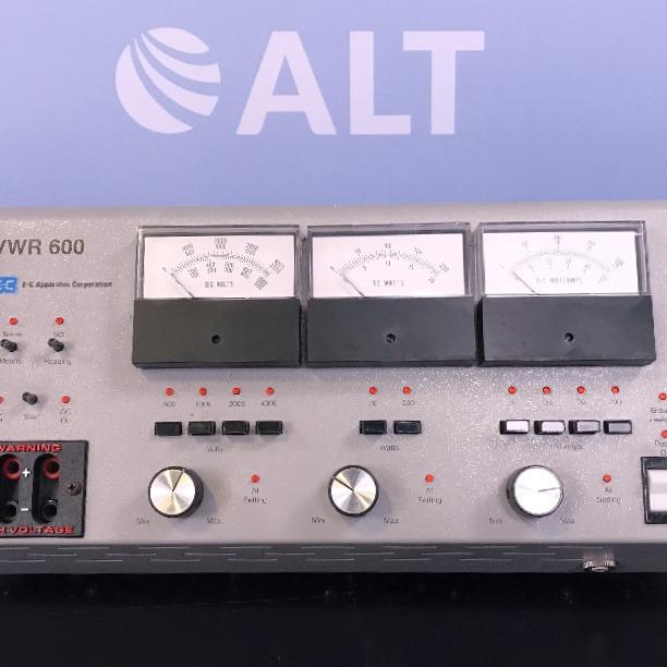 VWR 600 EC Electrophoresis Power Supply Image
