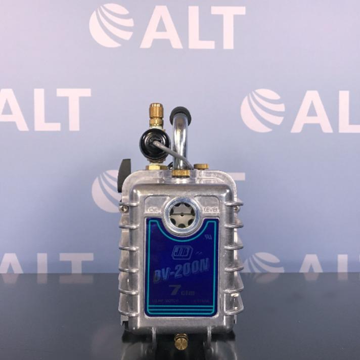 JB Industries DV-200N 7 CFM 2 Stage Platinum Vacuum Pump Image