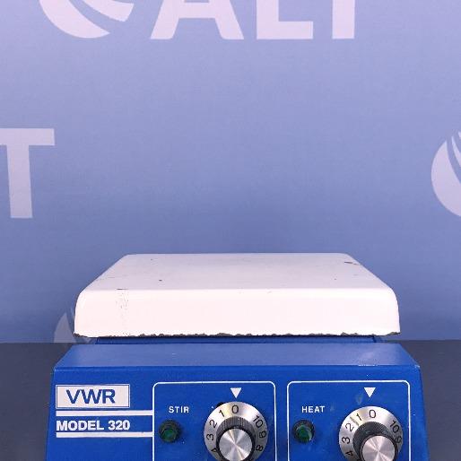 VWR Model 320 Hotplate Stirrer P/N SP35825 Image