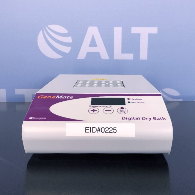 ISC BioExpress GeneMate Digital Dry Bath Image