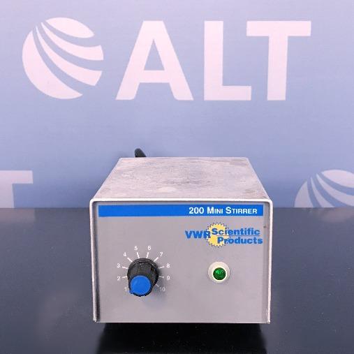VWR Scientific 200 Mini Stirrer Image