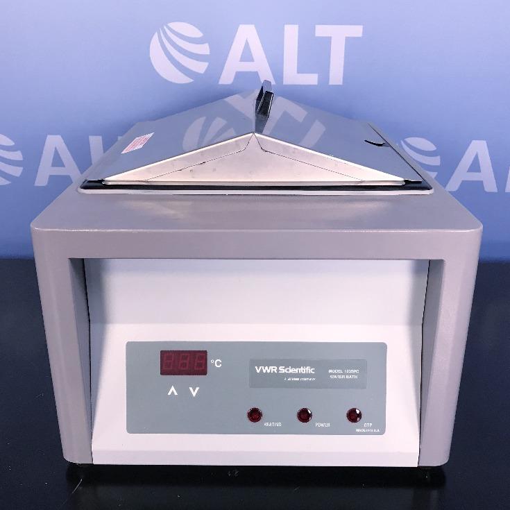 VWR Scientific 1235PC Digital Water Bath Image