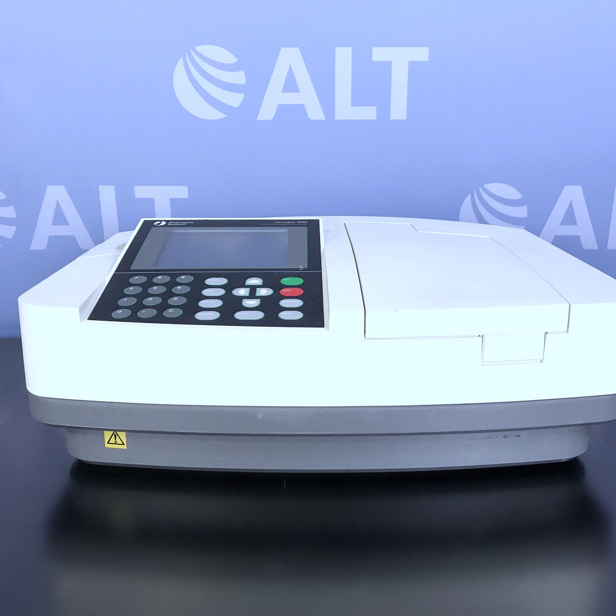 Pharmacia Biotech Ultrospec 3000 UV-Visible Spectrophotometer P/N  80-2106-20 Image
