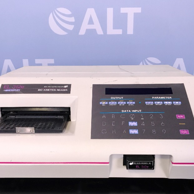 EL312e Microplate Reader Name