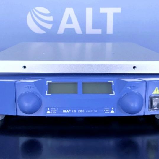 IKA KS 260 Control Mixer Image