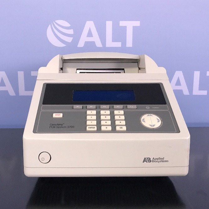GeneAmp 9700 Name