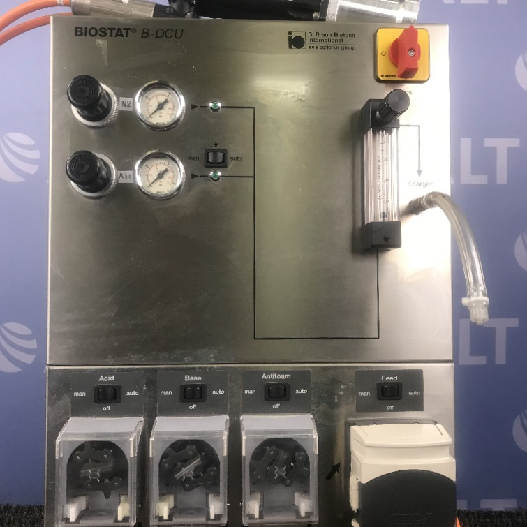 B. Braun Biostat B-DCU Fermenter & Bioreactor Image