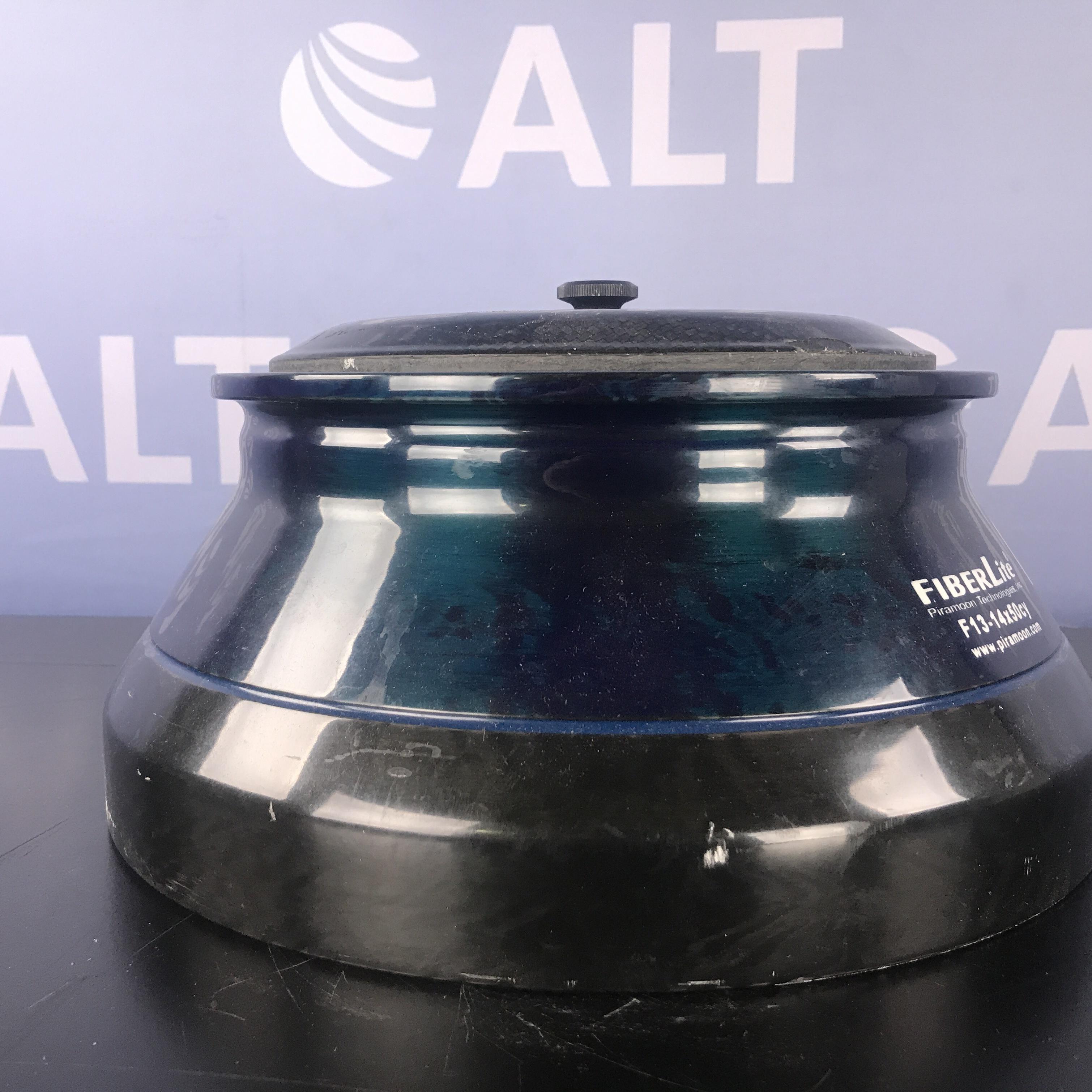 Thermo Scientific Fiberlite F13-14x50cy Fixed Angle Rotor Image