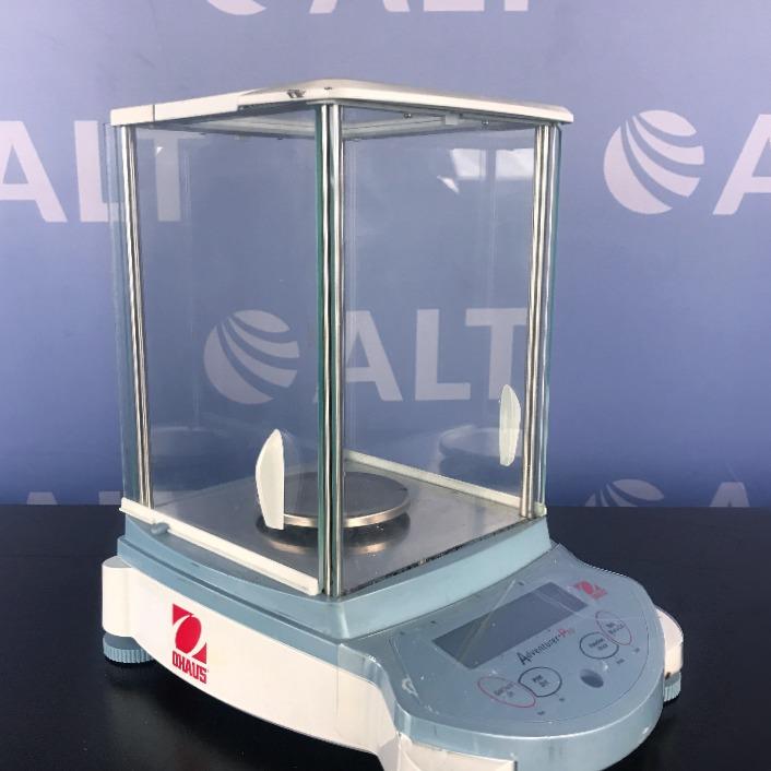 Ohaus AV64 Adventurer Pro Analytical Balance Image