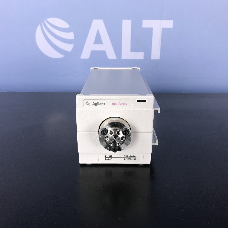 Agilent Technologies G1158A 1100 series 2 Position/6 Port Valve  Image