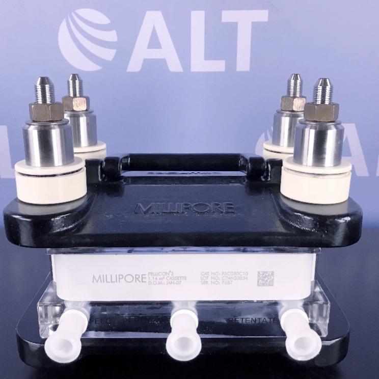Millipore R145698 Millipore Pellicon 3 Cassette Feed Permeate Retentate Holder Image