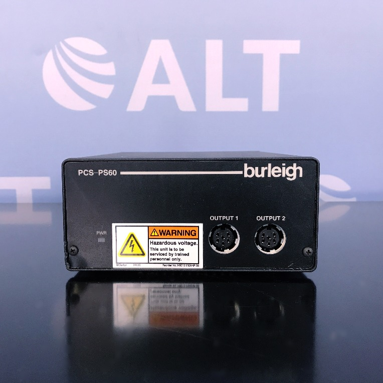 Burleigh Pcs-PS60 Power Supply For Patch Clamp Micromanipulation System Image