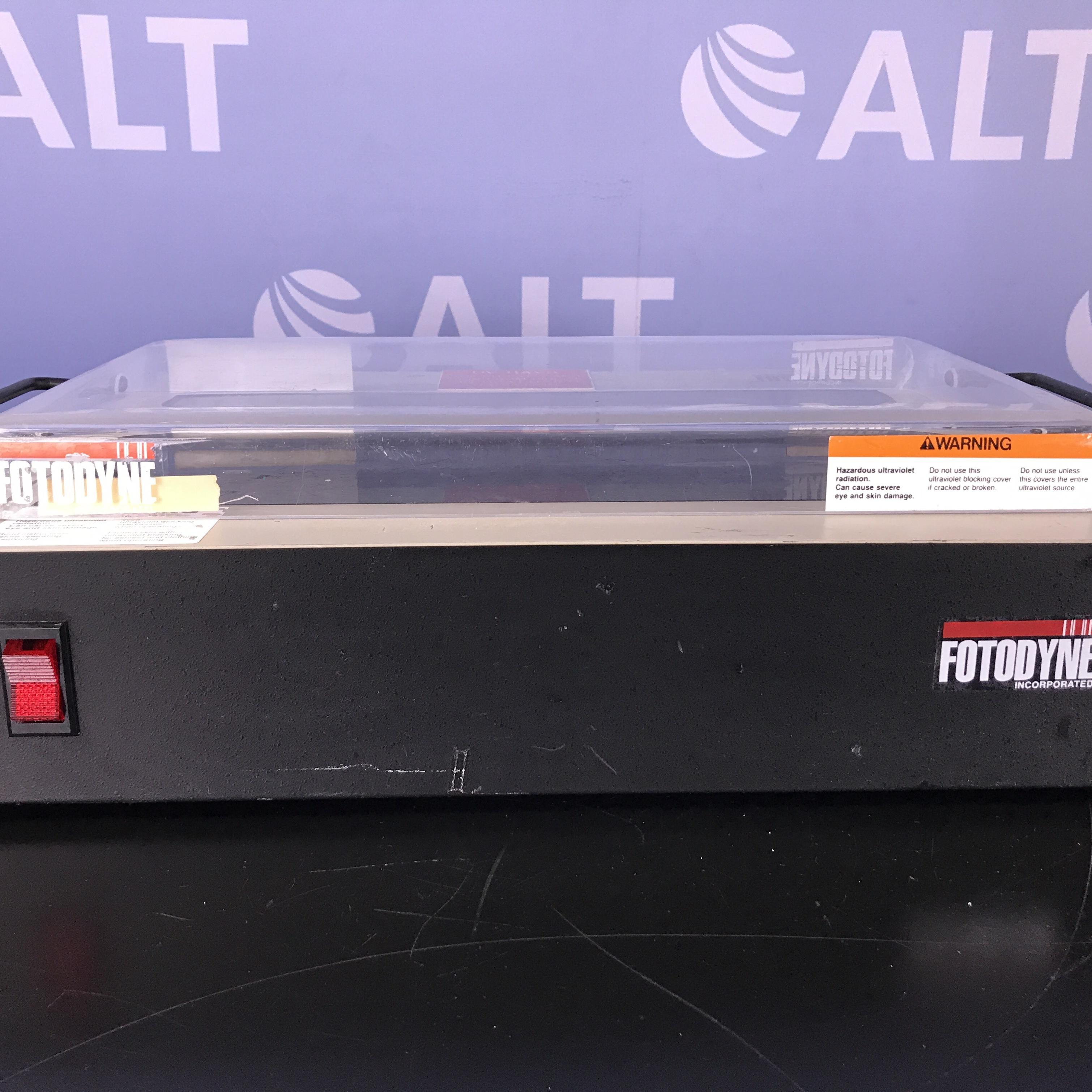 Fotodyne 3-3000 Electrophorese UV Transilluminator Image