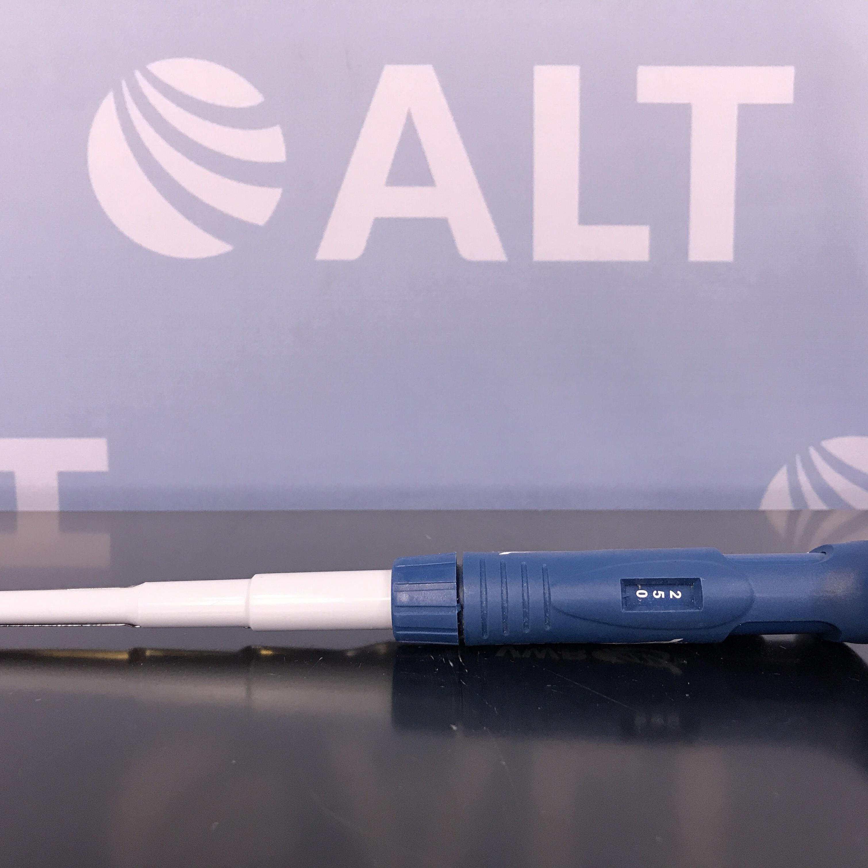 VWR 250 uL Signature Single-Channel Pipettors, Fixed Volume Image