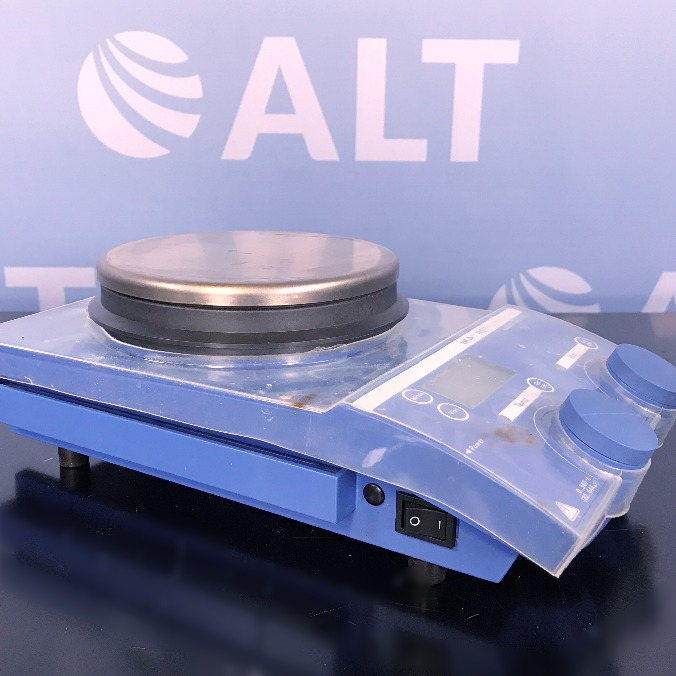 IKA Werke RET Control Visc S1 Hot Plate / Stirrer Image