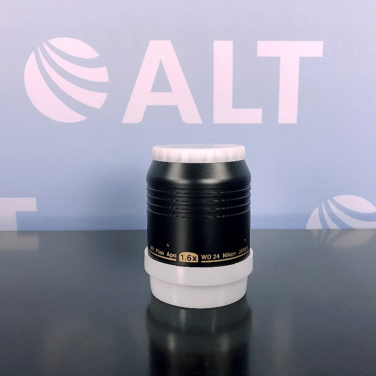 Nikon HR Plan Apochromat 1.6x Objective Image
